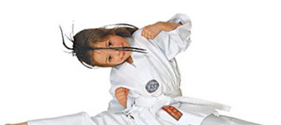 Taekwondo para niños de 4 y 5 años