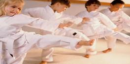 Taekwondo infantil para niños en Pino Montano