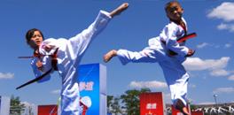 Taekwondo Juvenil en Pino Montano